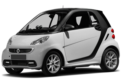 Smart ForTwo (Montréal Only)